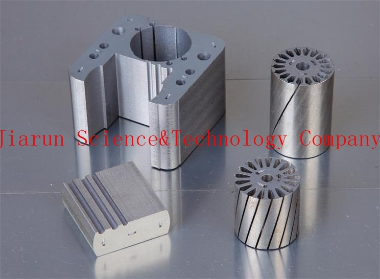 Sheet Metal Stamping and Winding for Water Pump Rotor