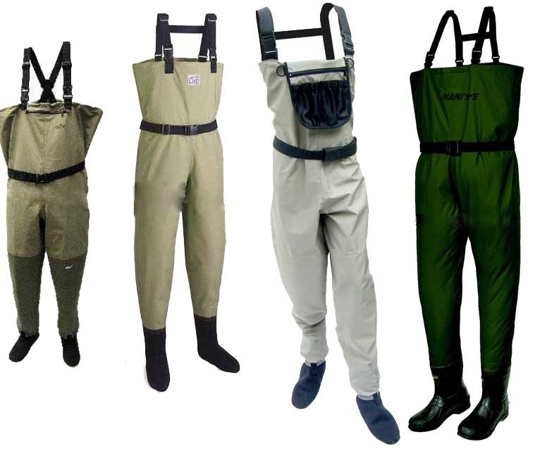 China breathable wader china breathable wader for Fly fishing waders