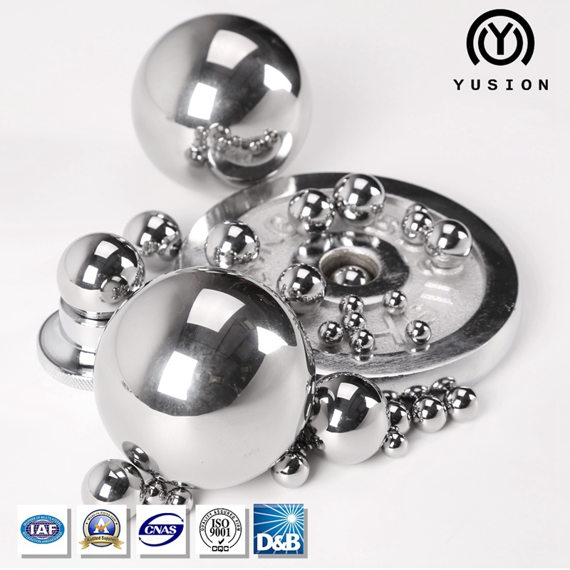 Solid Chrome Steel Balls