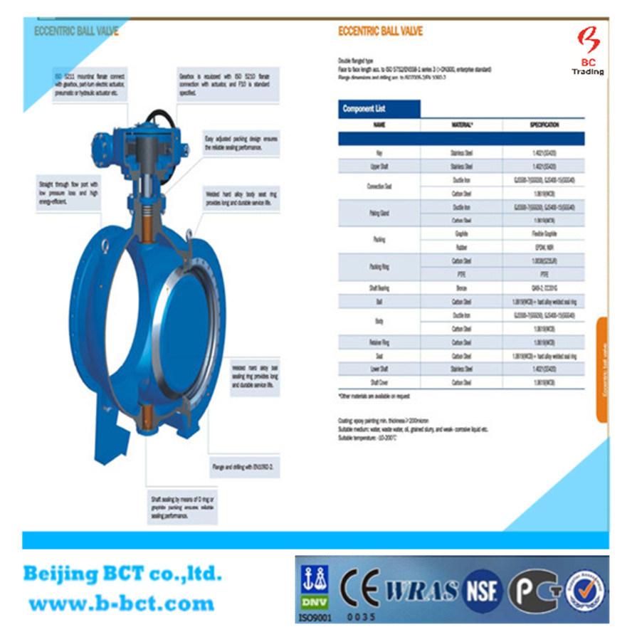 Bi-Directional Metal Seated Ball Valve Manufacturer