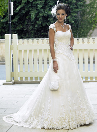 New Elegant Wedding Gowns Dress WDTS103
