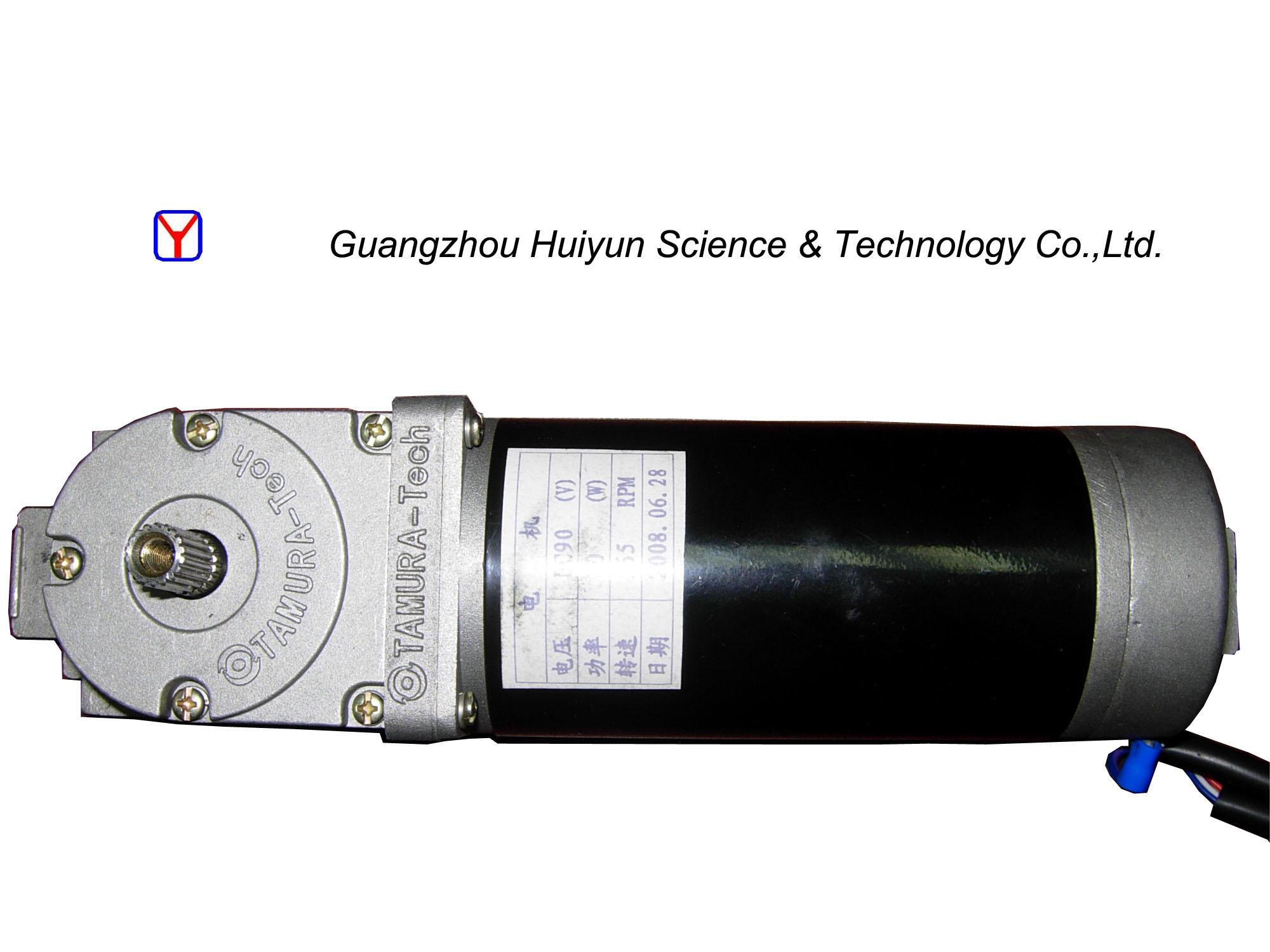 China Auto Door Motor With Hall Sensor Elements D63 H China Dc Motor Auto Door