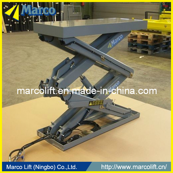 0.4 - 1.5 Ton Marco High Scissor Lift Table