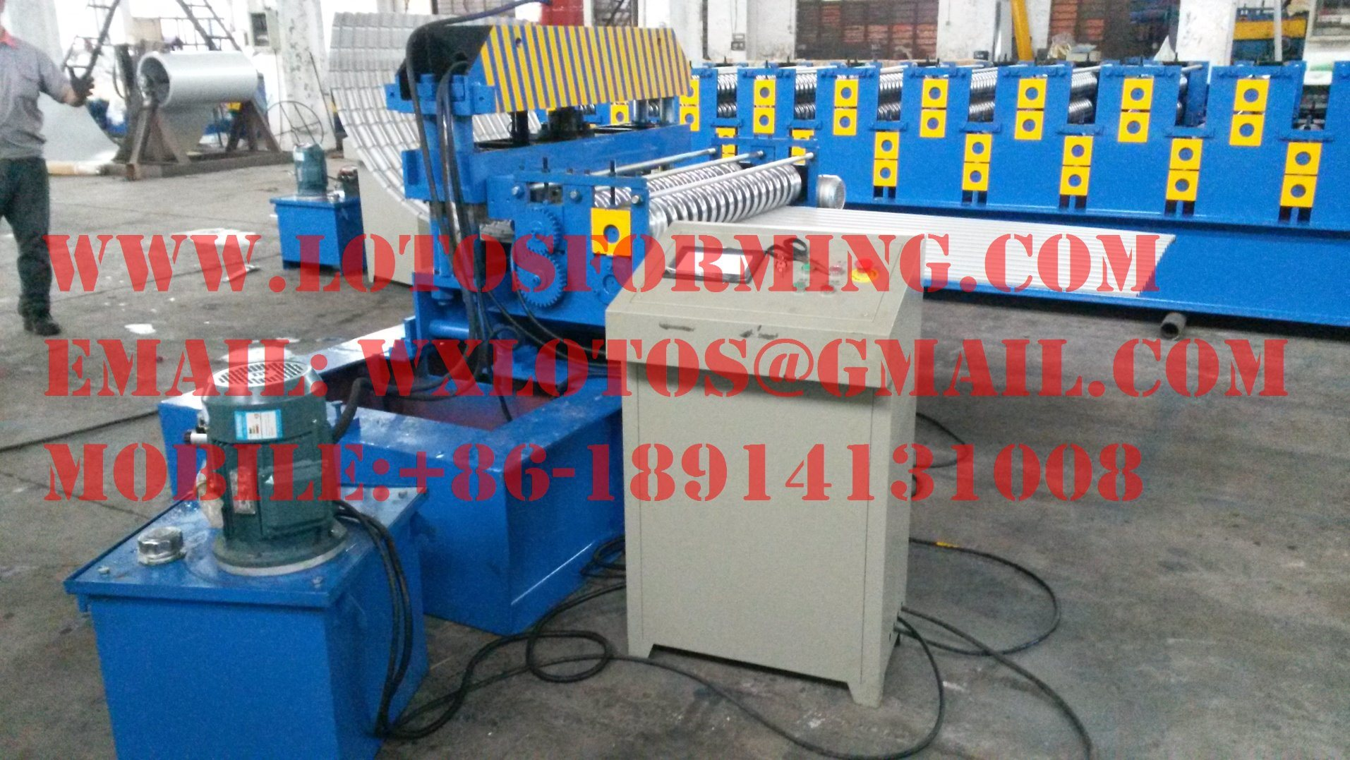 Panel Crimping Machine Lts-A2