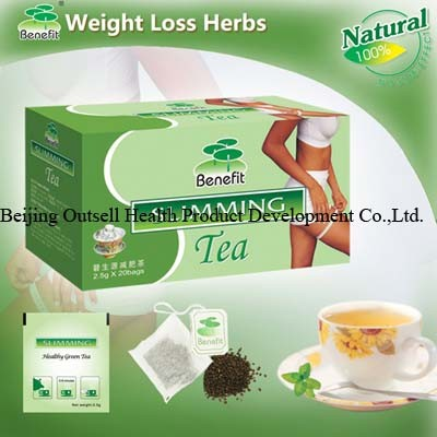 tea weight loss china