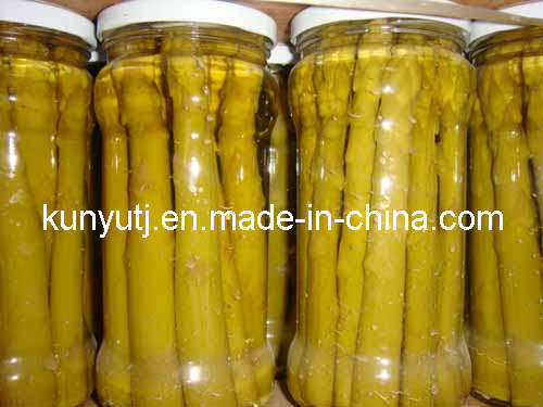 Canned Green Asparagus with High Quality