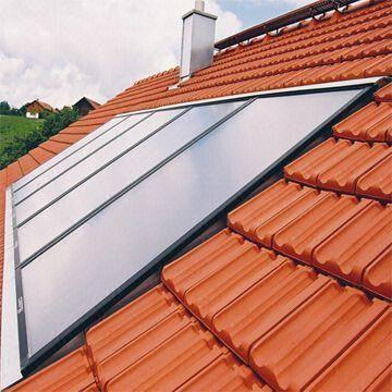 Flat Plate Solar Collector (SF)