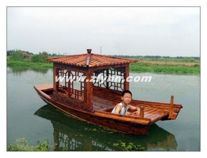 China Pastime Small Boat (WB-06) - China Tour Ship, Boat