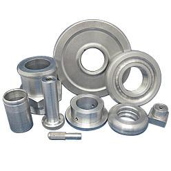 Equipment Aluminium CNC Machining Parts
