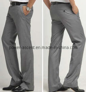 Silver Dress Pants