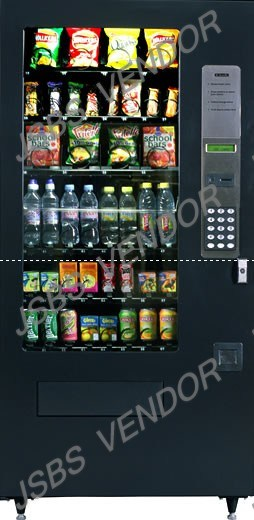 Snack & Drink Combo Vending Machine (VCM4000)