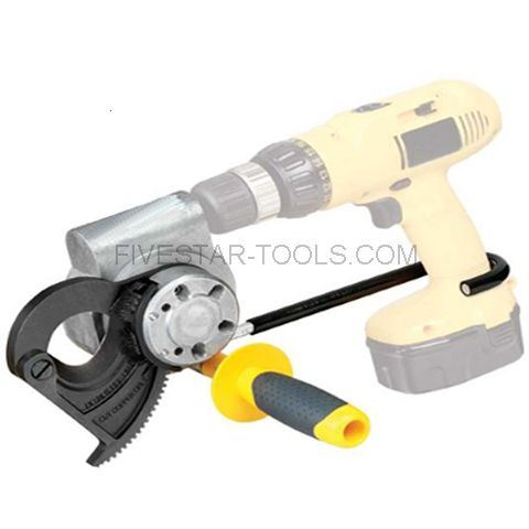 Power blade cable cutter