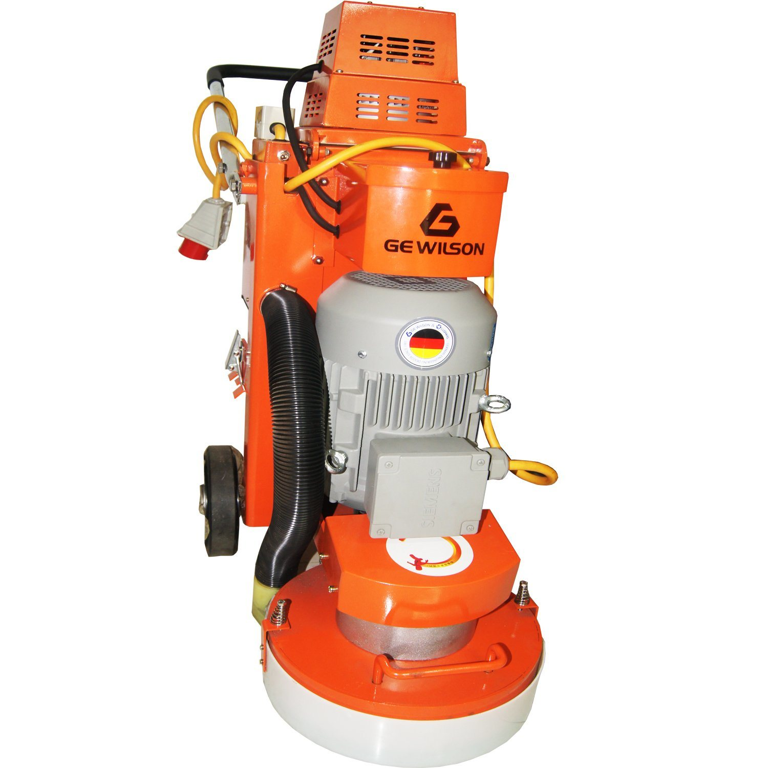 Walk Behind Electric Concrete Epoxy Floor Grinders and Polishers