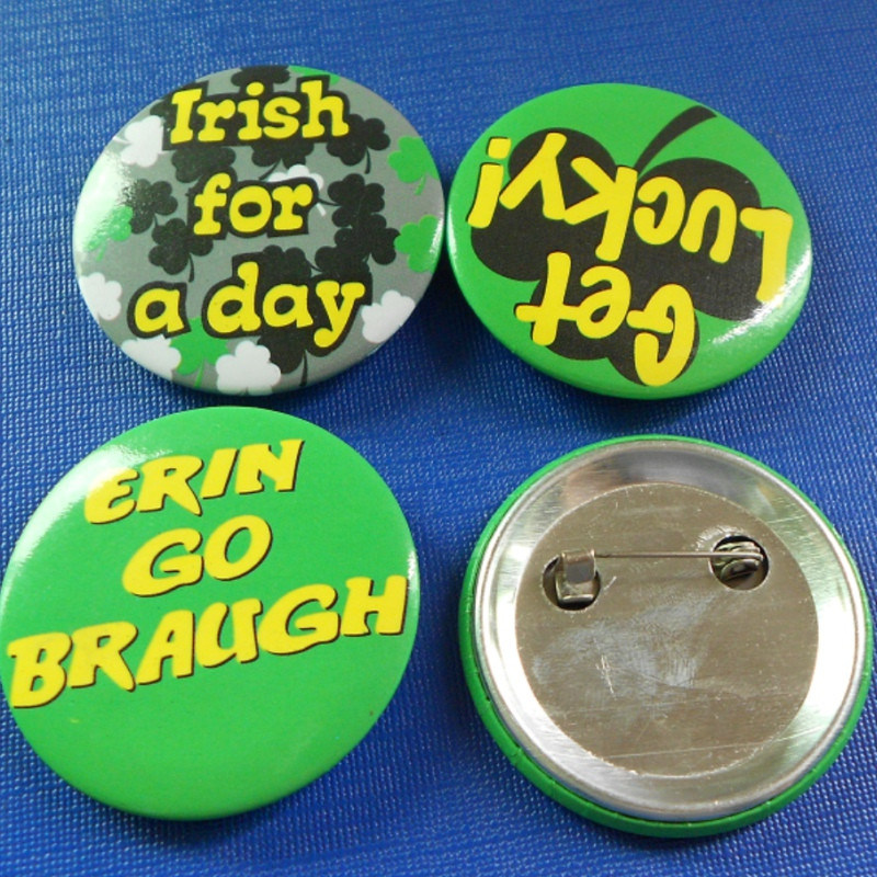 Tin Badges Fashion Lapel Pin (GZHY-TB-002)