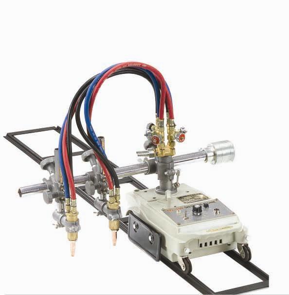 Semi-Automaic Flame Cutting Machine Gas Cutter (CG1-100A)