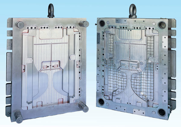 Plastic Injection Mold (HMP-01-015)
