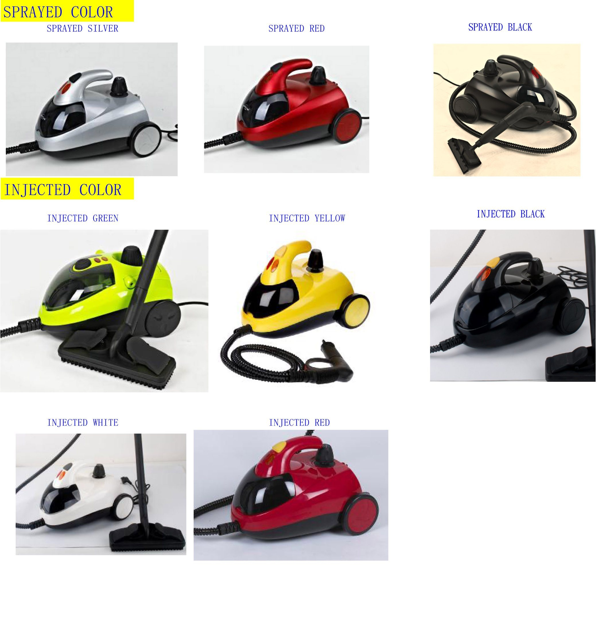Multifunction Electric Vacuum Steam Cleaner for Home