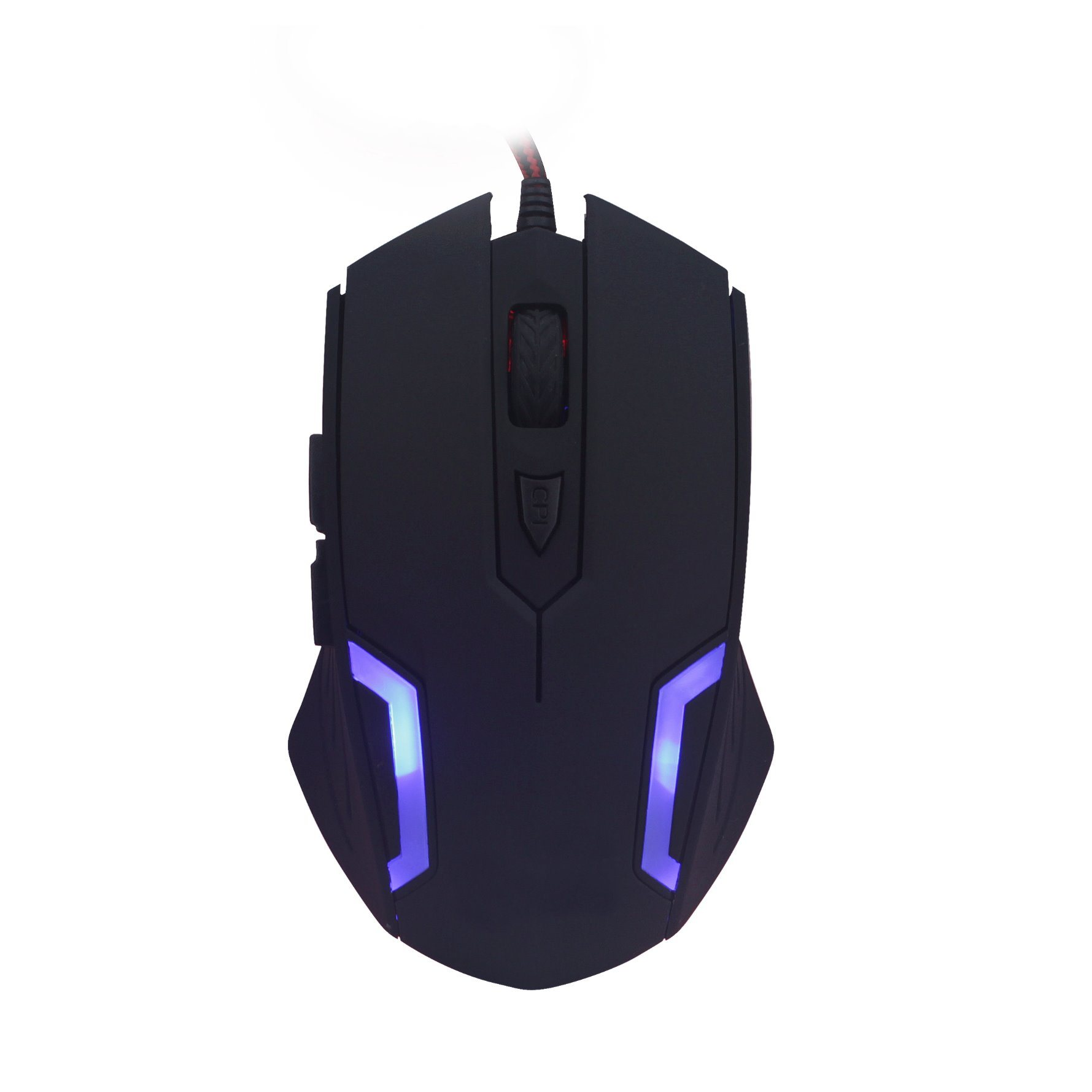 Entry-Level Gaming Mouse 800/1200/1600/2400 Dpi