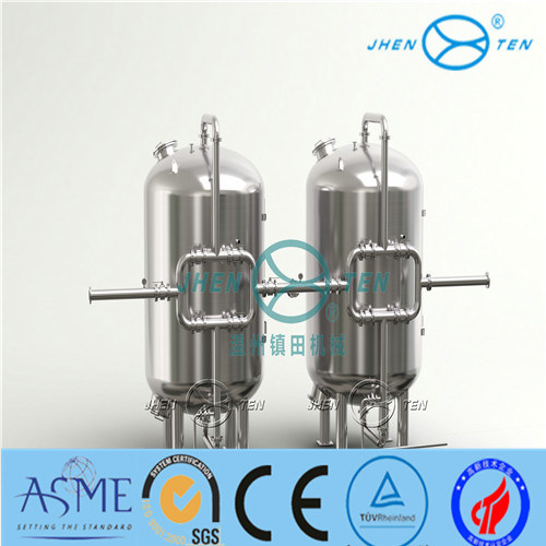 High Precision Mechanical (carbon\sand) Filter