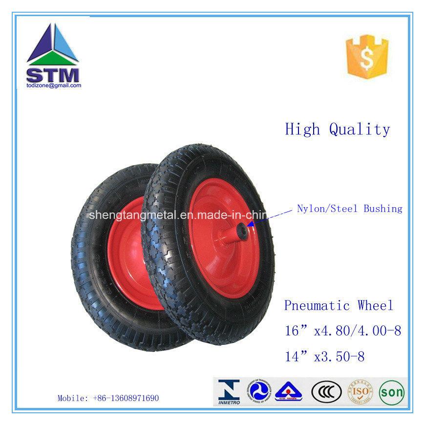 Heavy Duty Wheelbarrow Tire (4.10/3.50-4)