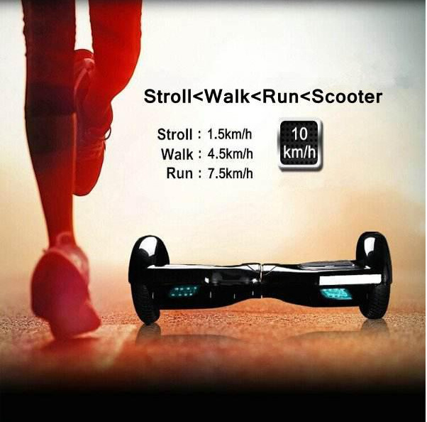 Factory Wholesale Self Balancing Scooter 2 Wheel Hoverboard, 6.5 Inch 2 Wheel Balance Hoverboard