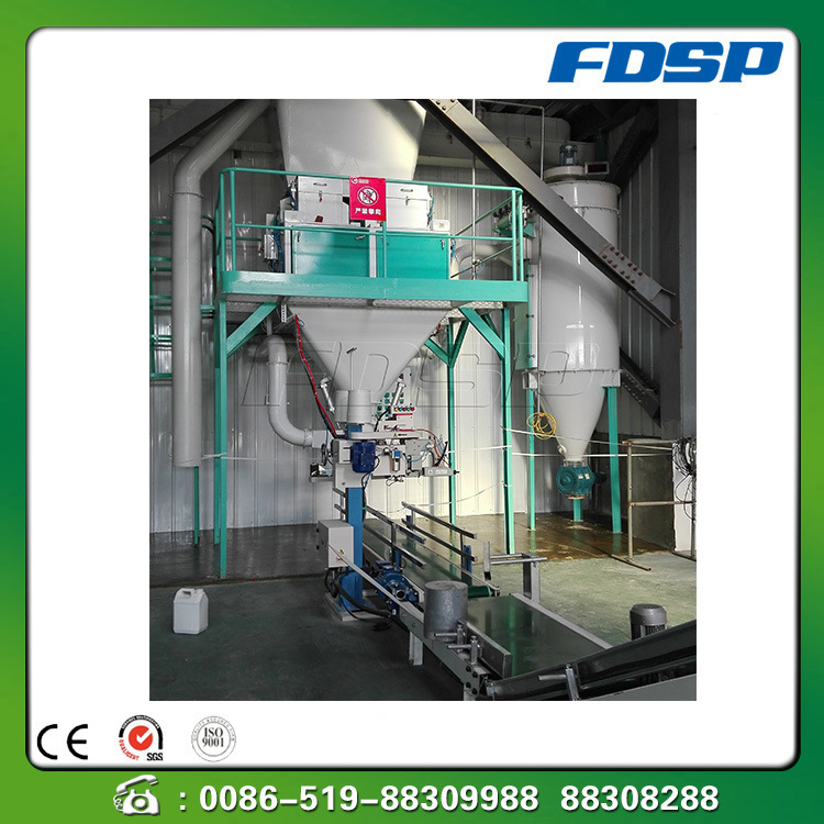 Automatic Wood Pellets Forming Sealing Packing Machine