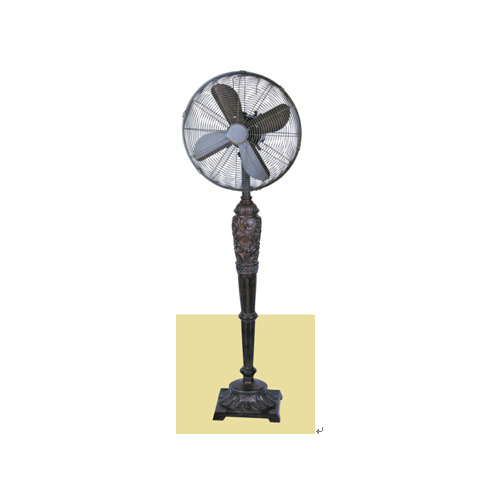 Resin Antique Stand Fan for Home and Office
