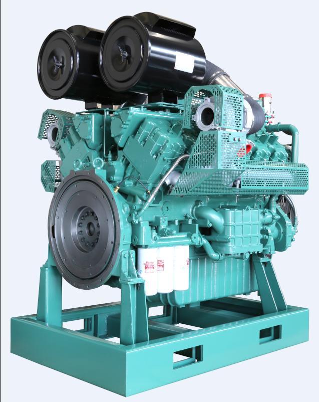 Wuxi Power Diesel Big Power Engine 920kw
