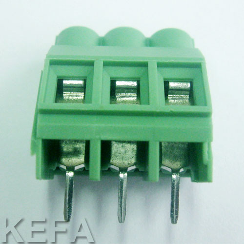 Screw Terminal Block for 45 Angle Wire Direction