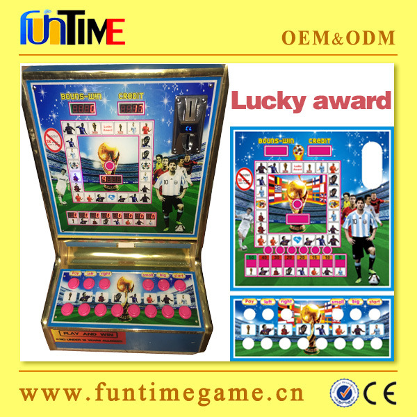 Lucky Award Gambling Slot Machine Game