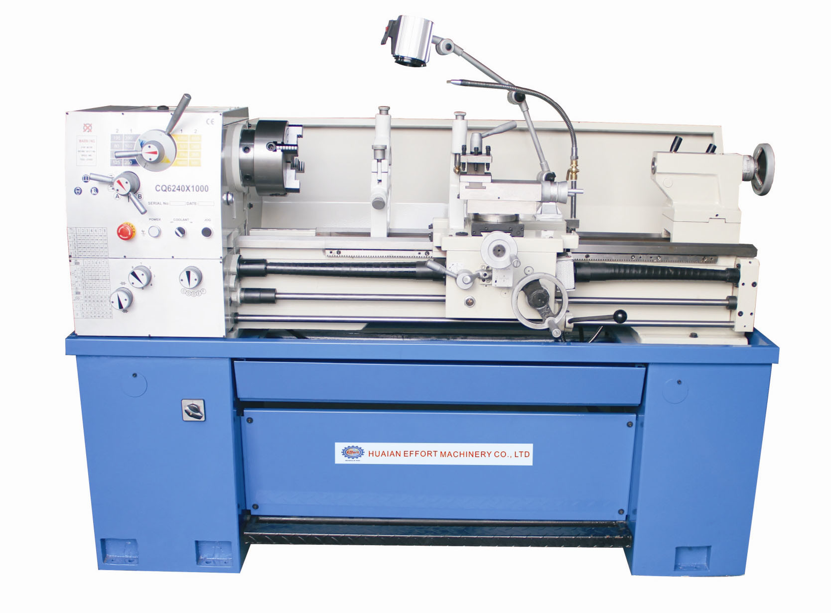 Precision Light Duty Lathe Machine
