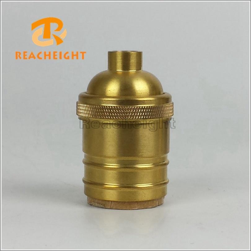 E26 Brass Lamp Holder Socket