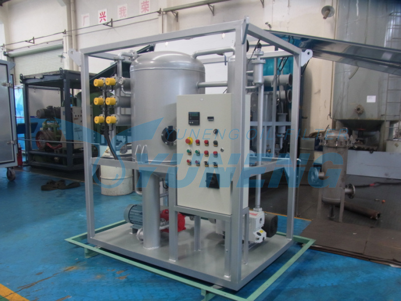 Mobile Oil Purification Recycling Machine