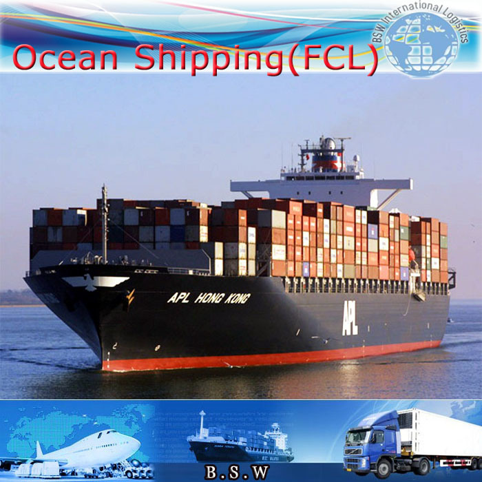 Ocean Shipping Agent, Storage & Delivery Service (Container 20′′40′′)