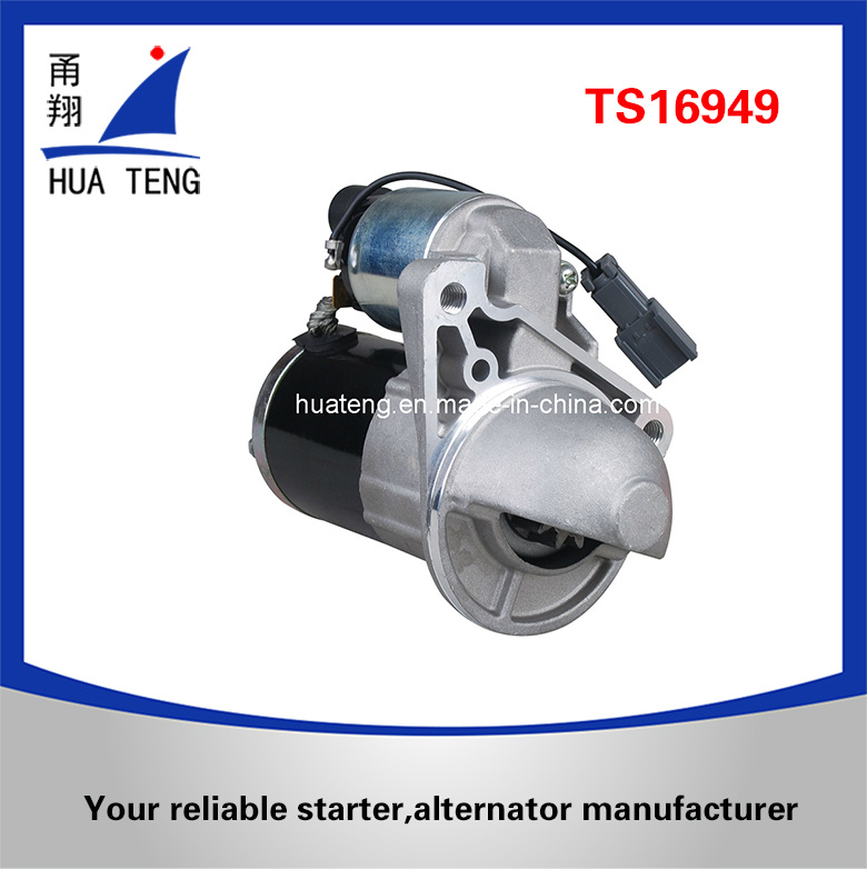 12V 1.4kw 11t Cw Starter for Nissan Urvan 37300-Ma030 23300-Ma00A