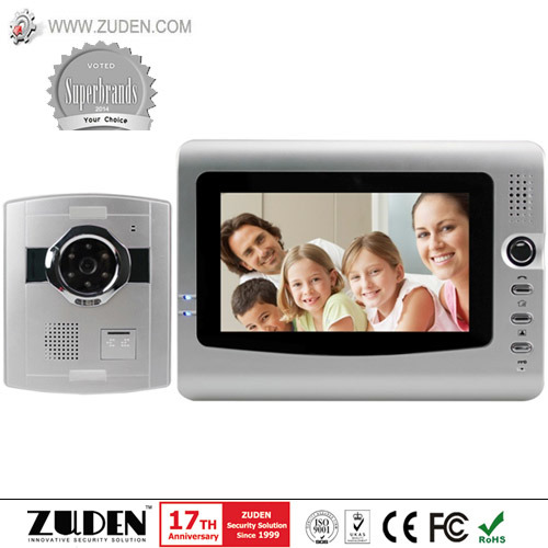 Color Villa Video Intercom Video Door Phone