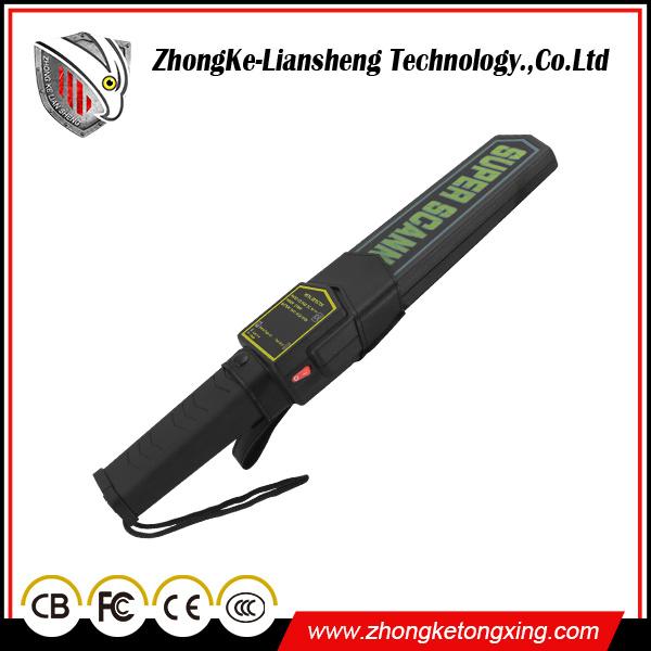Good Quality Body Scanner Handheld Metal Detector Price