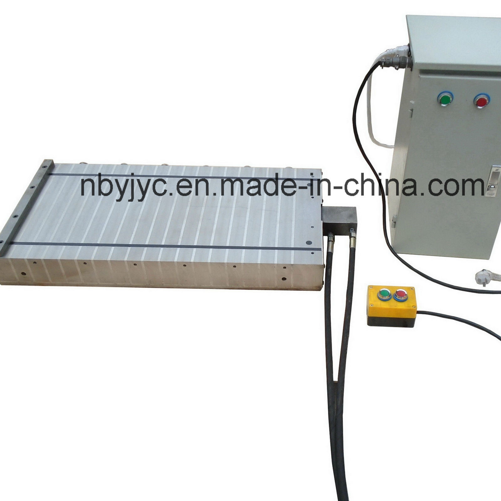 Strong Hydraulic Permanent Magnetic Chuck