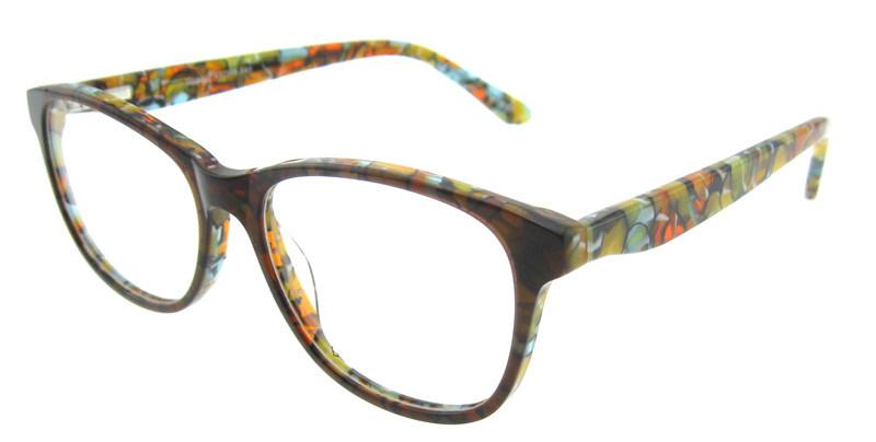 Italian Design Fashion Acetate Eyewear Frame for Women