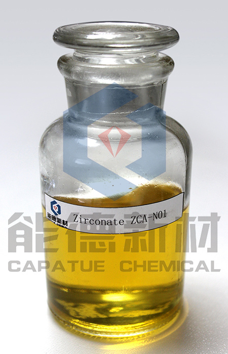 Zca-N01 Zirconate Coupling Agent (CAS No: 110392-54-6)