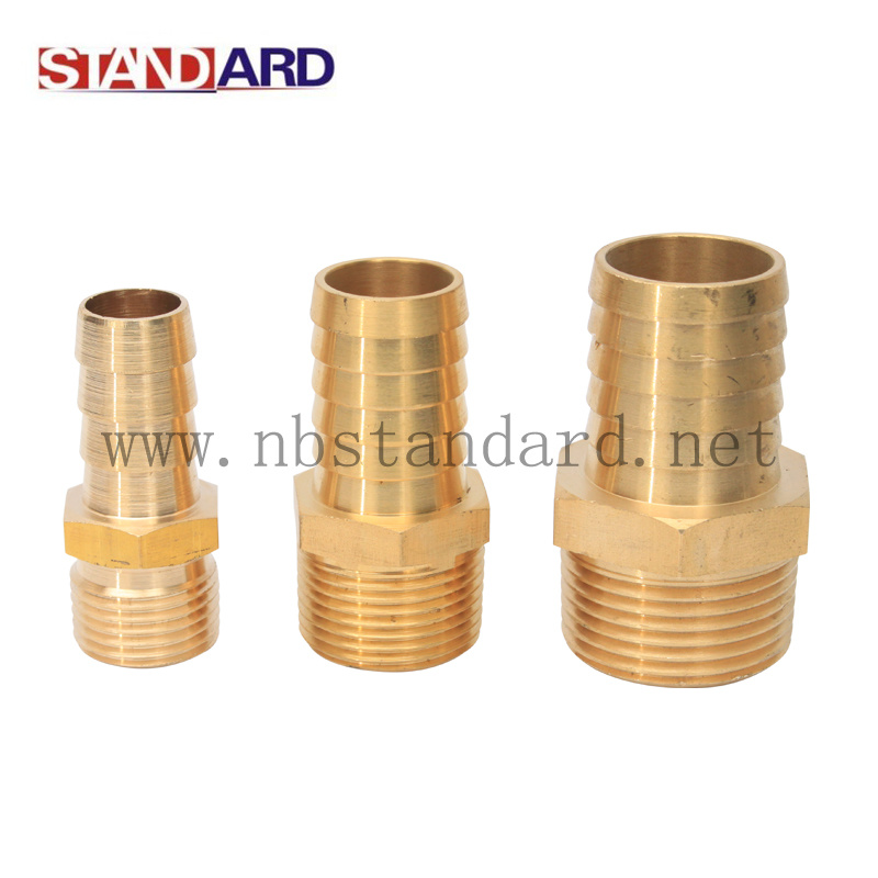 Brass Nipple Gas Fittings