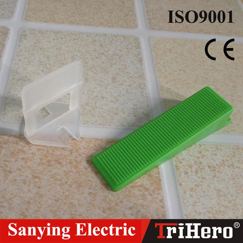 Tile Wedges, Tile Leveling System, Tls