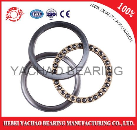 Thrust Ball Bearing (51100-51120 51200-51220 51304-51320)