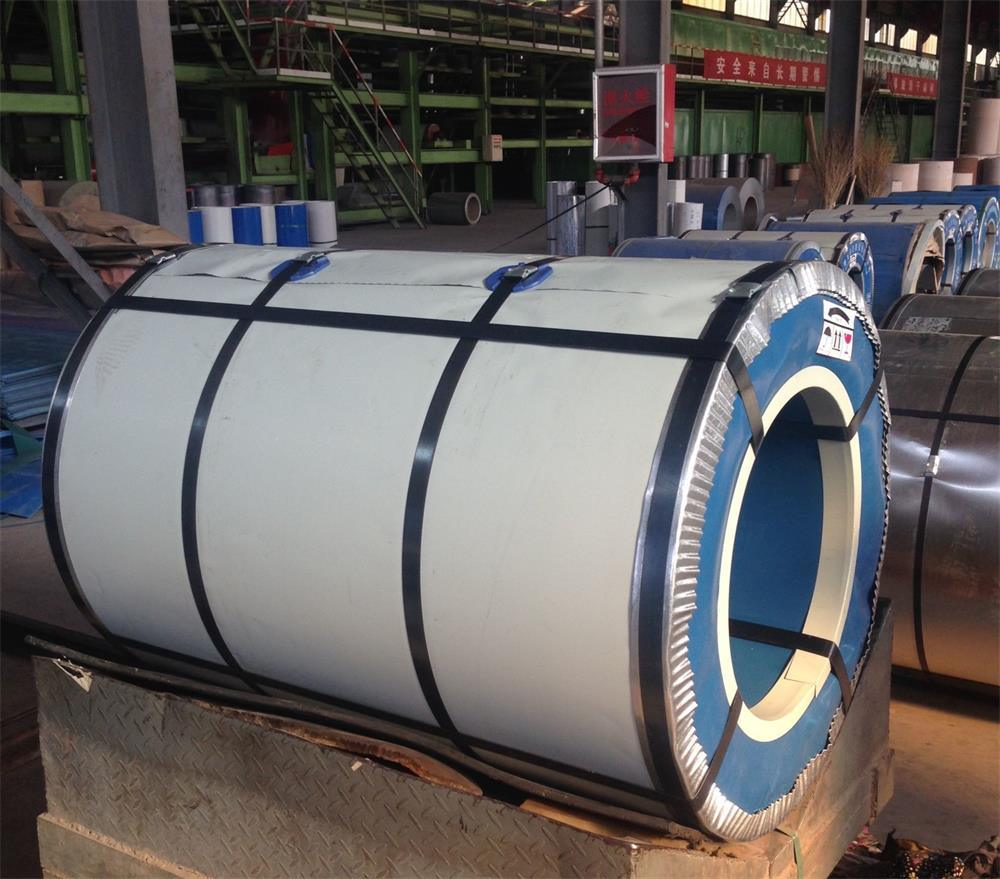 Cold Rolled Steel Coil 0.2-1.2*914-1000mm