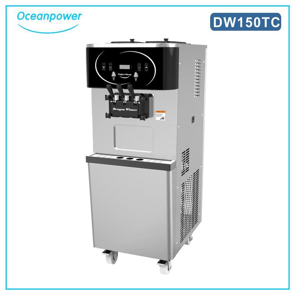 Frozen Yogurt Machine/Soft Ice Cream Maker Machine
