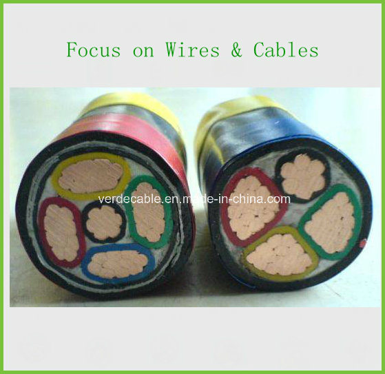 Multicore Underground PVC Cables, Electric Power Cable