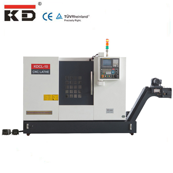 Small Size Slant Bed Lathe CNC Machine Kdcl-10