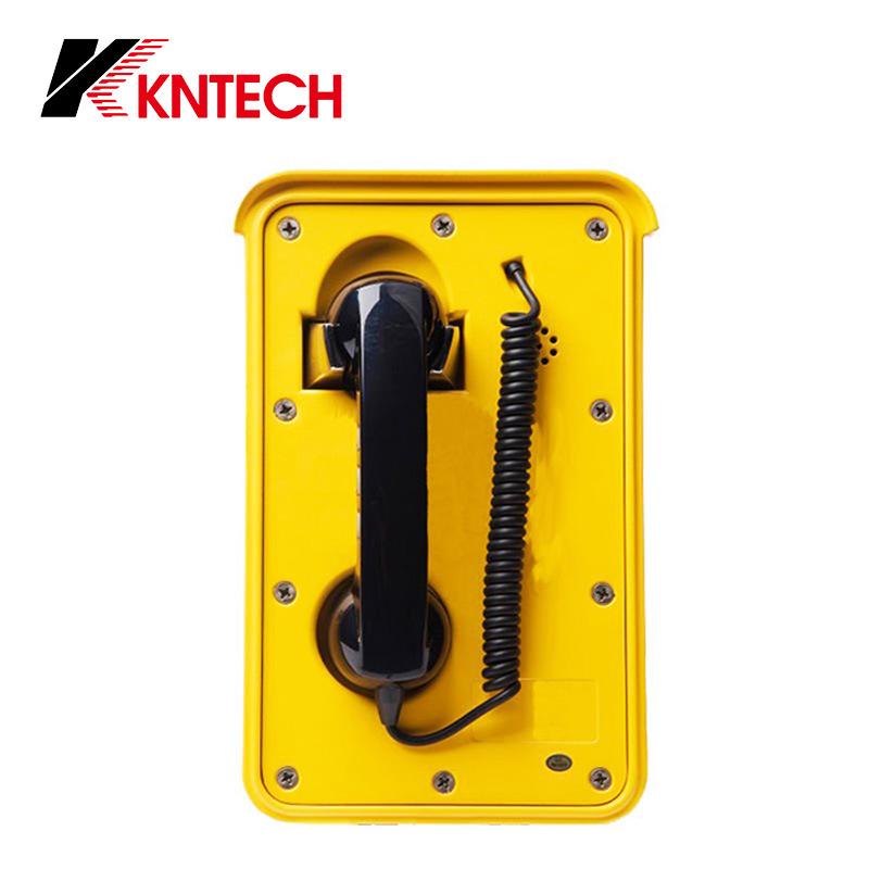 Antique Phone Auto Dial Phones Industrial Telephone Knsp-10 Kntech
