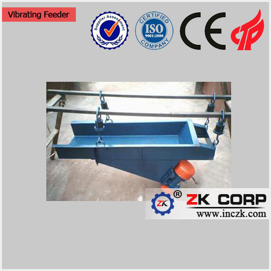 Best Selling Vibrating Feeder for Ore Dressing Line