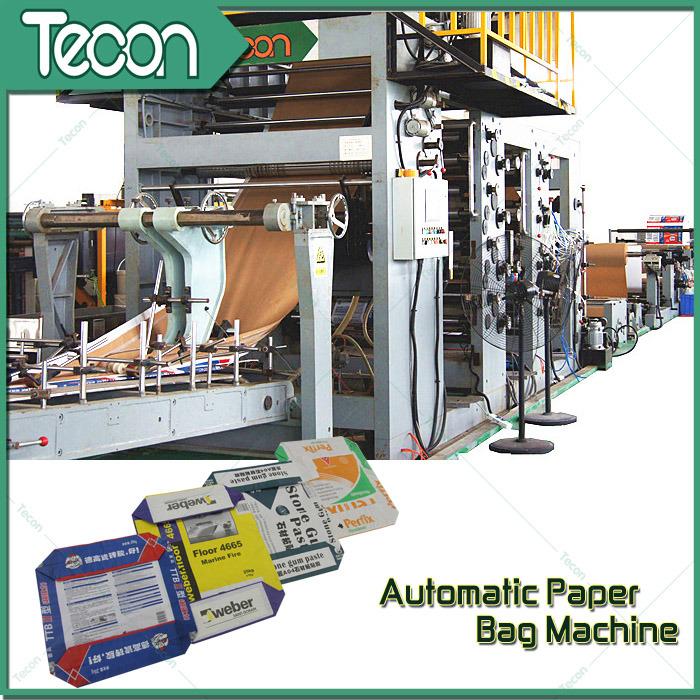 Bottomer Machine (Bottom-pasted bag making machine)